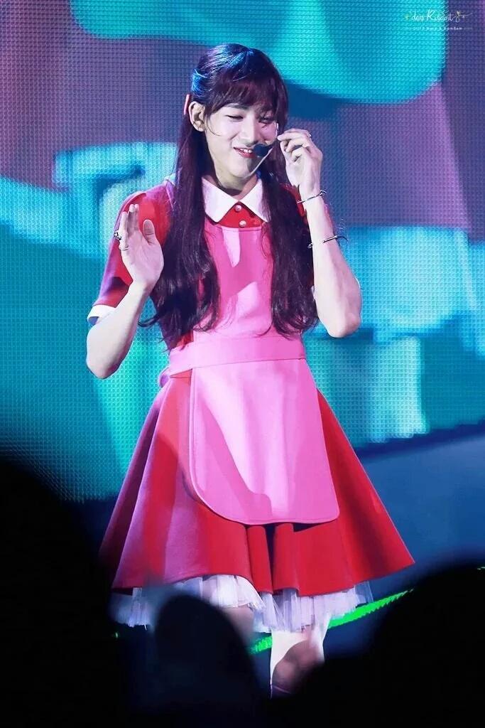 ไอดอลชายเกาหลีคนไหน แต่งหญิง แล้วสวยกว่าผู้หญิงอีก - Pantip