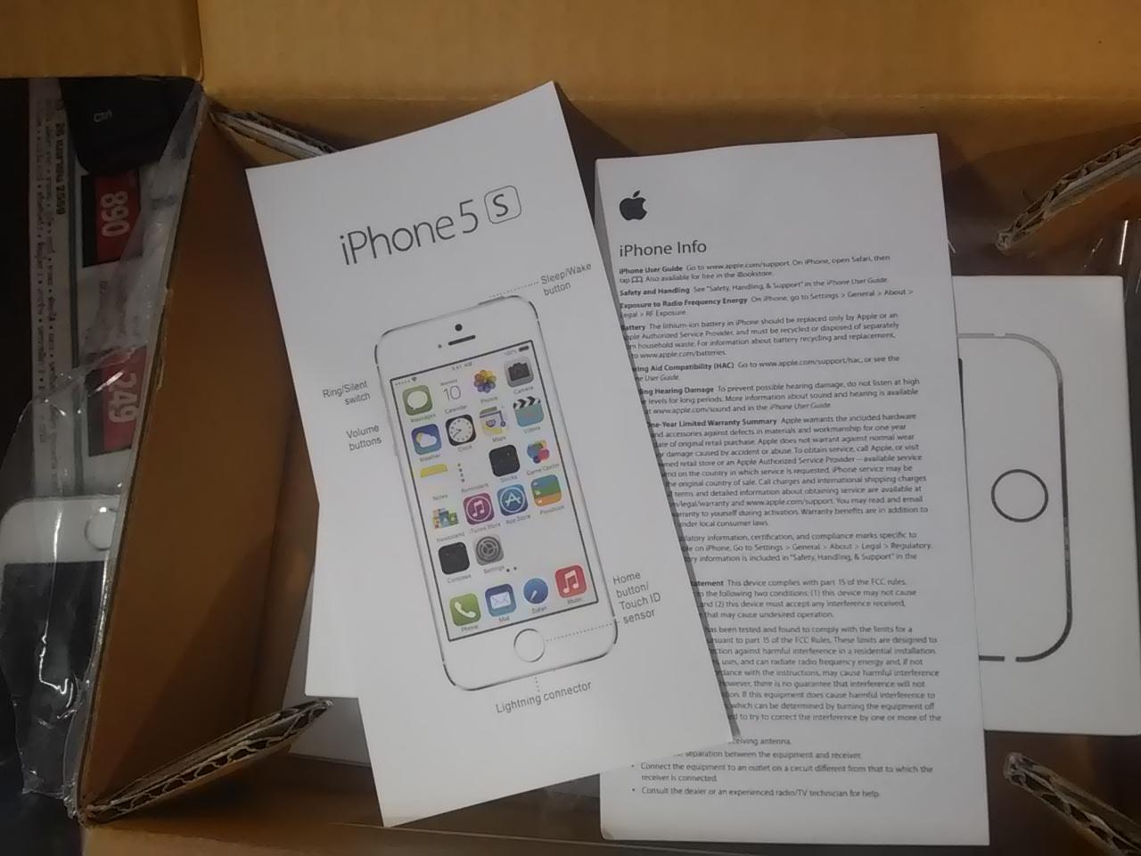 Iphone 5s Refurbished Lazada
