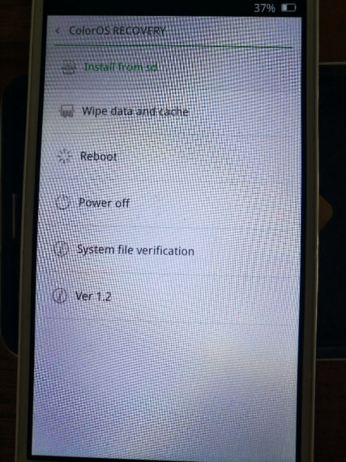 Oppo A57 Coloros Update