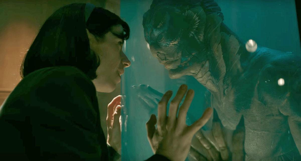 รีวิวหนัง The Shape of Water - ตกหลุมรักต้องห้ามกับสัตว์ประหลาด