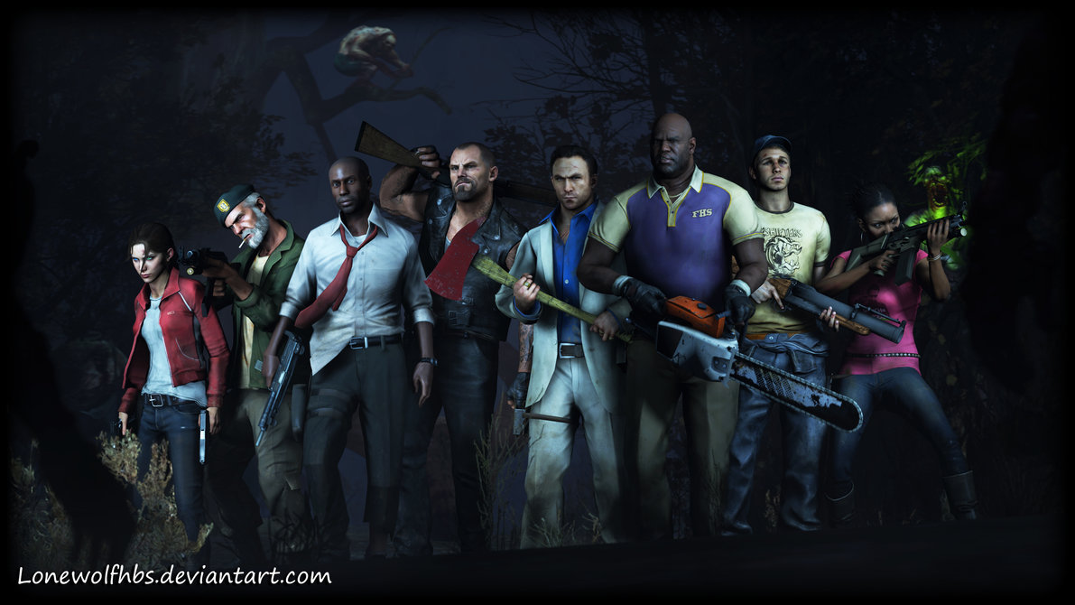 Left 4 Dead 2 Standalone Patch