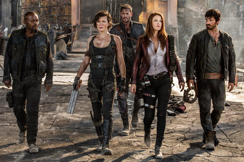 รีวิว Resident Evil : The Final Chapter [by ที่นั่งธรรมดา] - Pantip