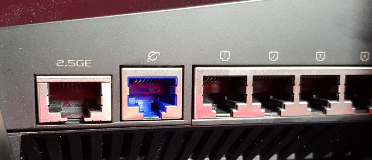 AX11000 ระหว่าง ASUS กับ TP-Link - Pantip