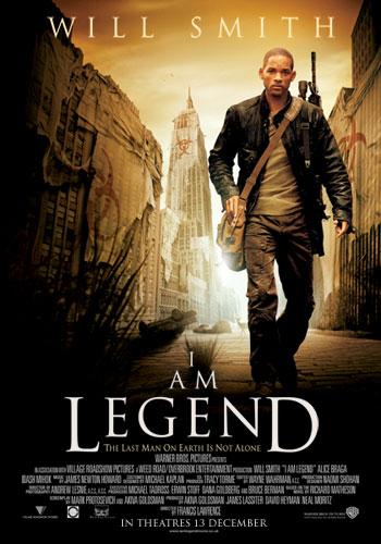 ผลการค้นหารูปภาพสำหรับ i am legend film