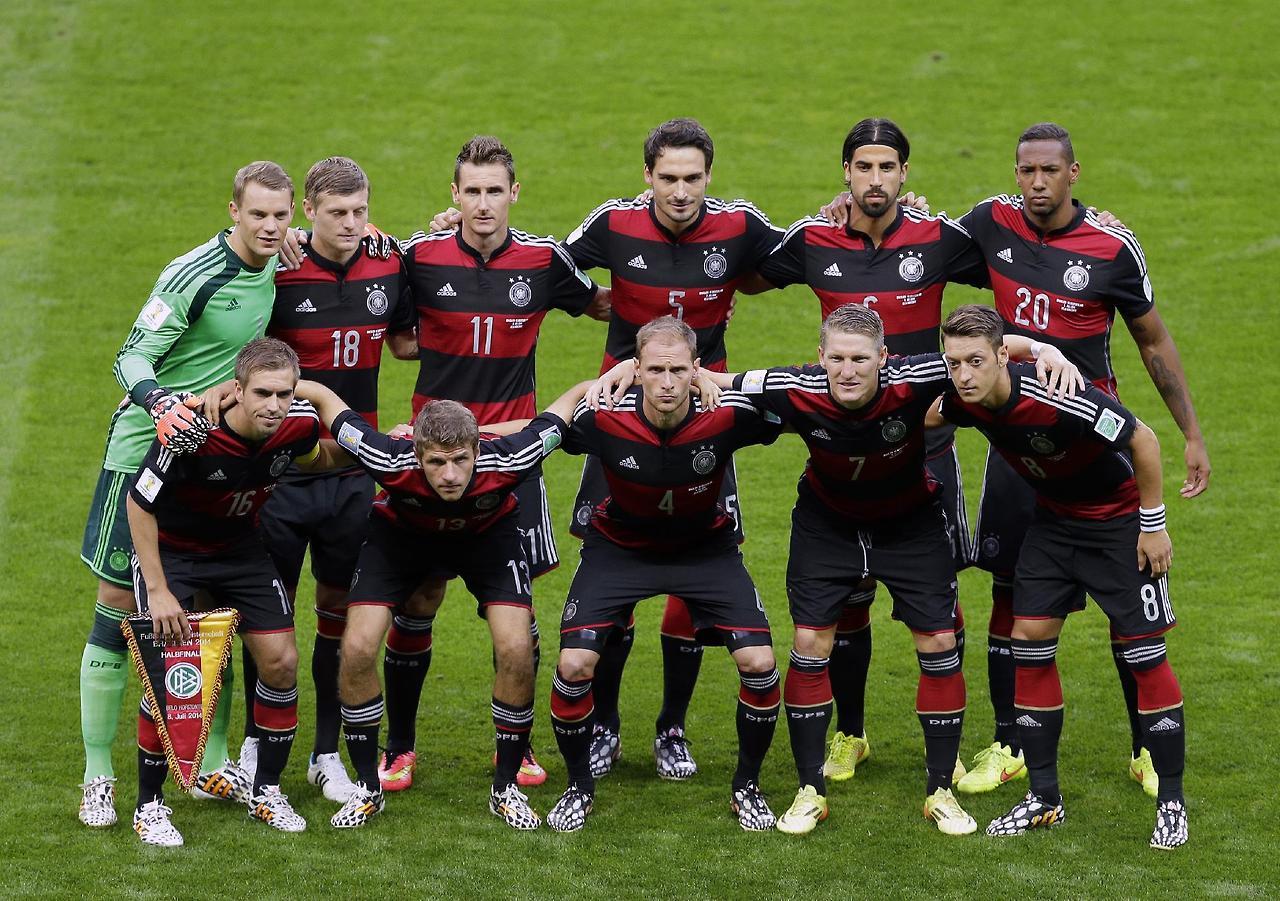ทีมชาติเยอรมนี