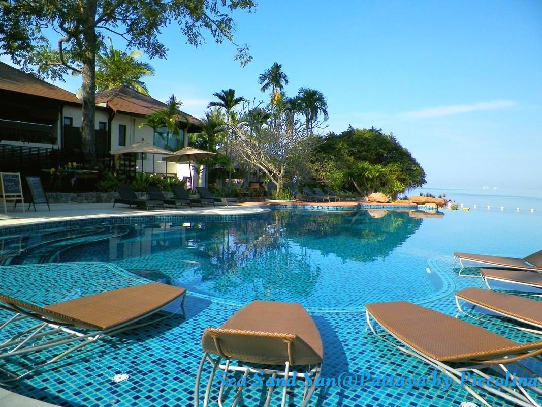 Garden Sea View Resort Pattaya Pantip Garden Ftempo