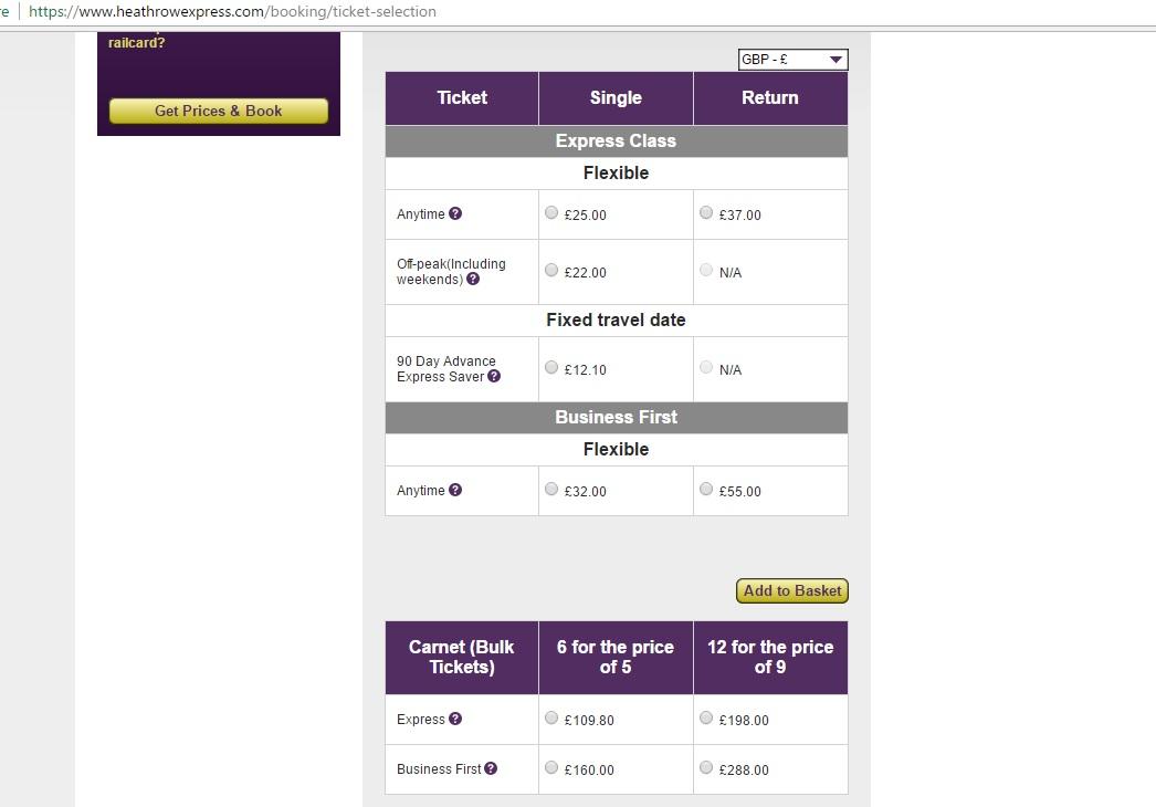 ถ้าอย่างในรูปนี้เจ้าของกระทู้เลือกจองล่วงหน้า 90 วันก่อนการเดินทาง  ค่าตั๋วรถไฟอยู่ที่เที่ยวล่ะ 12.10 ปอนด์ (525 บาท)  ตั๋วนี้จะไม่มีการบังคับเรื่องเวลา ...