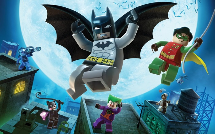 หนัง The LEGO Batman Movie  เดอะ เลโก้ แบทแมน