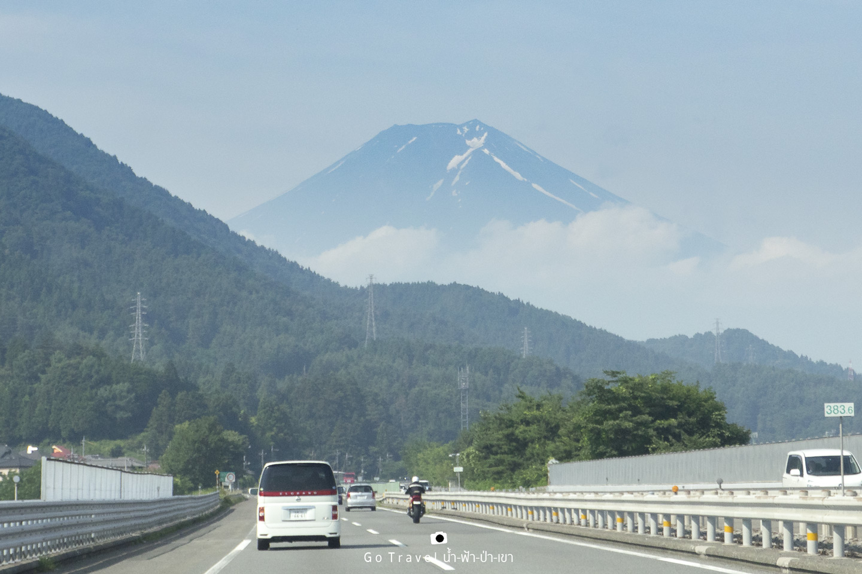 ภูเขาไฟฟูจิ mt. fuji