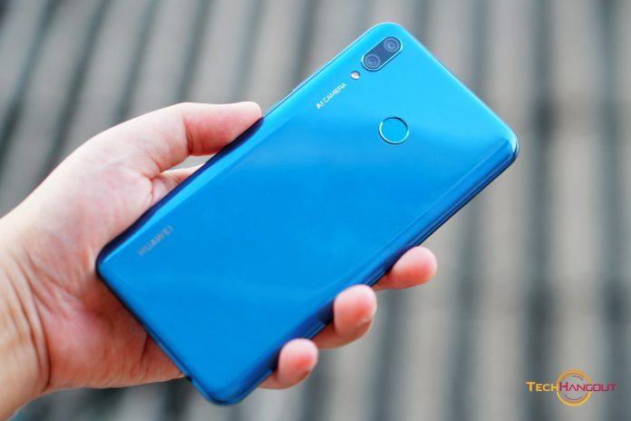 รีวิว Huawei Y9 2019 มาพร้อมฟีเจอร์จัดเต็มดูหนังเล่นเกมส์เครื่อง