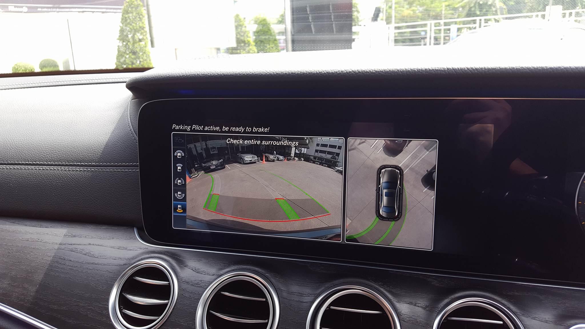 รีวิว: 2016 Mercedes-Benz E220d AMG Dynamic W213 ดุดัน