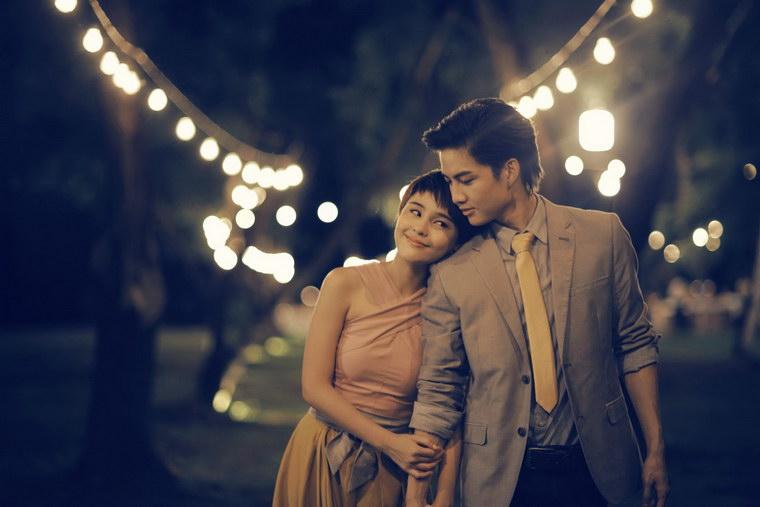 รีวิวหนัง รักลวงหลอน - Ruk-Luang-Lorn จุดเริ่มต้น ชีวิตคู่ ของกานต์