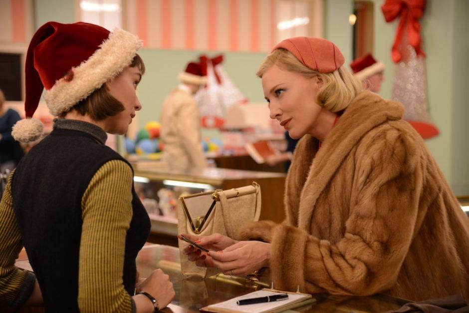 Review] Carol รักเธอสุดหัวใจ - หนังเรียบๆ ที่ฟิลลิ่งสตรอง - Pantip