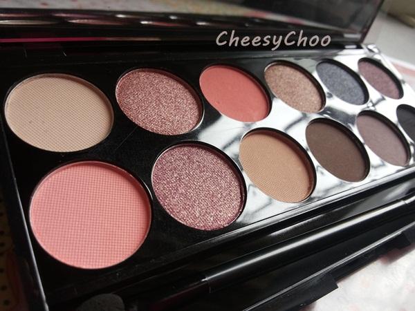 Makeup palette pantip