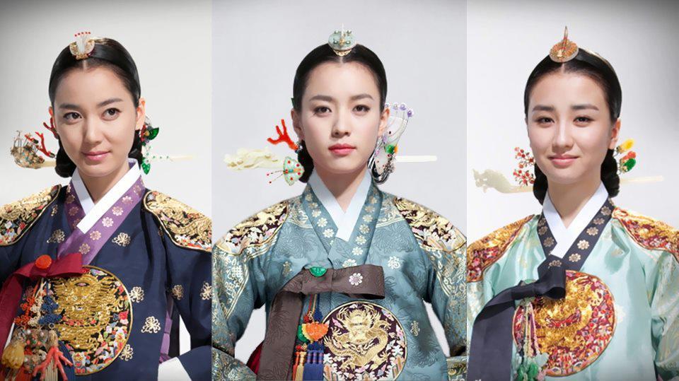 จางอ๊กจง) ตัวละครนี้ในเรื่องจางอ๊กจอง คือทงอีหรือเปล่าคับ?? - Pantip
