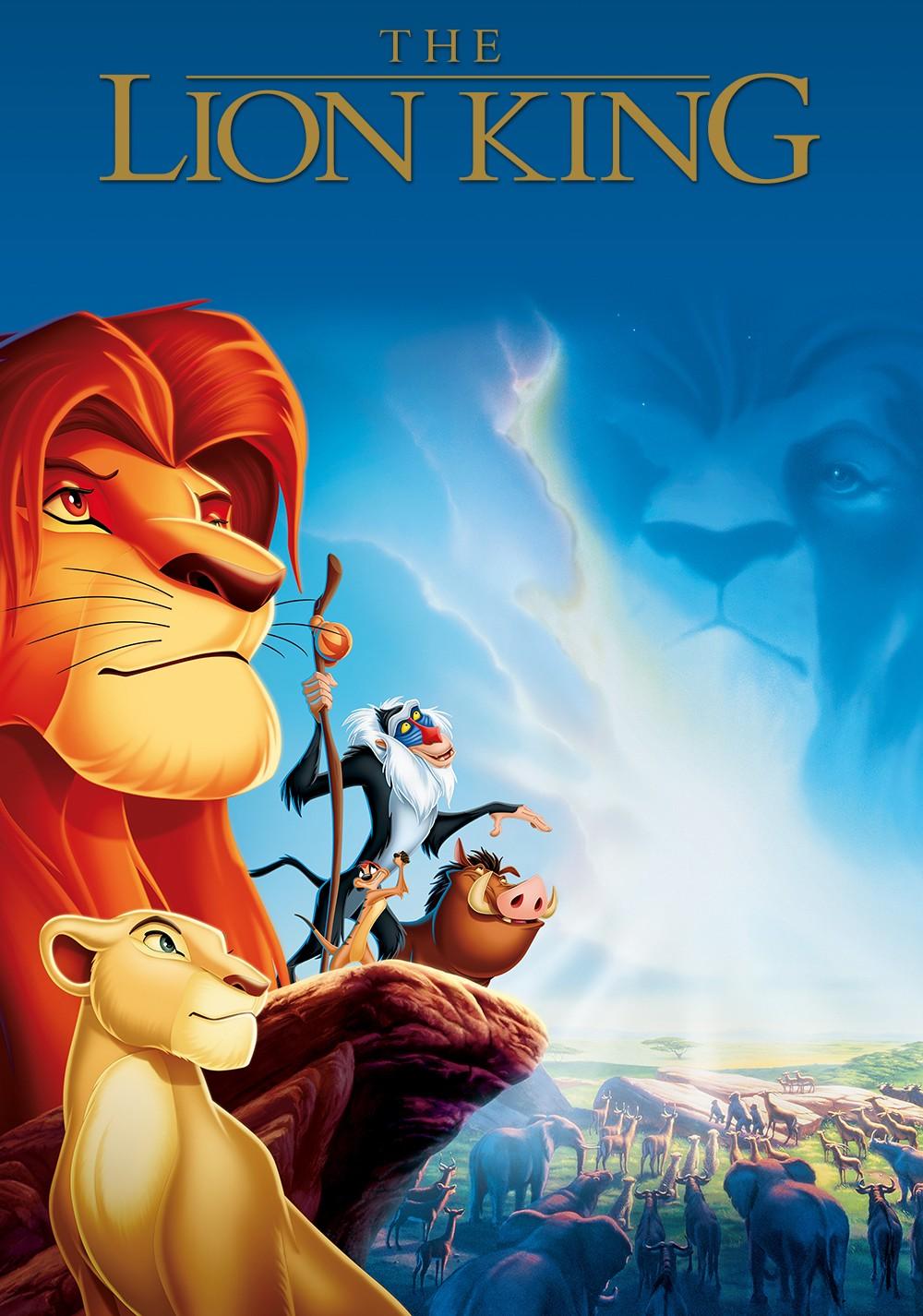 The Lion King เปนหนงการตนอนดบหนง ทดทสด ของ