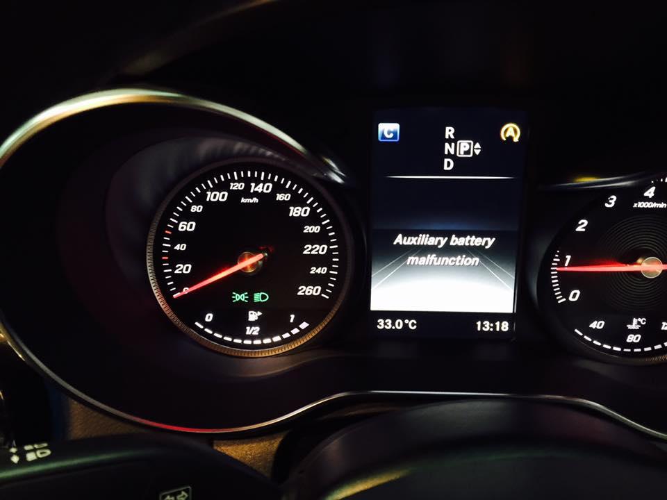 Auxiliary Battery Malfunction Mercedes >> Mercedes E200 แบตสำรองใช งานไม ได Auxiliary Battery