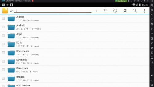 จะแชร์ไฟล์จาก PC ไปยัง Android อย่างไรครับ ปล ผมใช้ Nox app