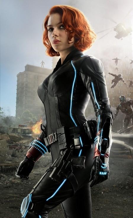 ประวัติและภารกิจลับของ Black Widow ล้วนๆ By หลวงจีนหอไตร
