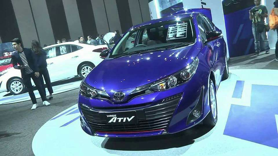 ราคา Toyota Yaris Ativ โตโยต้า เอทีฟ เสปค Yaris Ativ Pantip