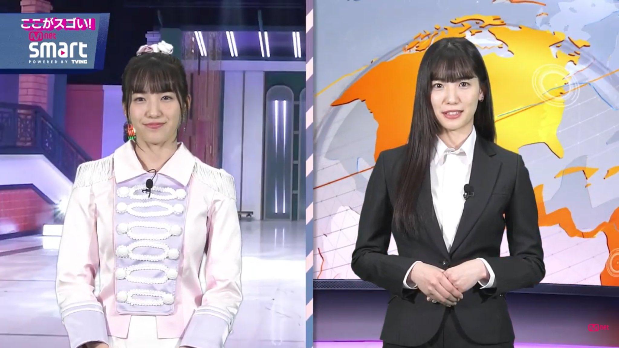 การร่วมงานของชิตาโอะ มิอุ(AKB48) กับ MNET Japan ในฐานะMCรายการ MNET Smart -  Pantip