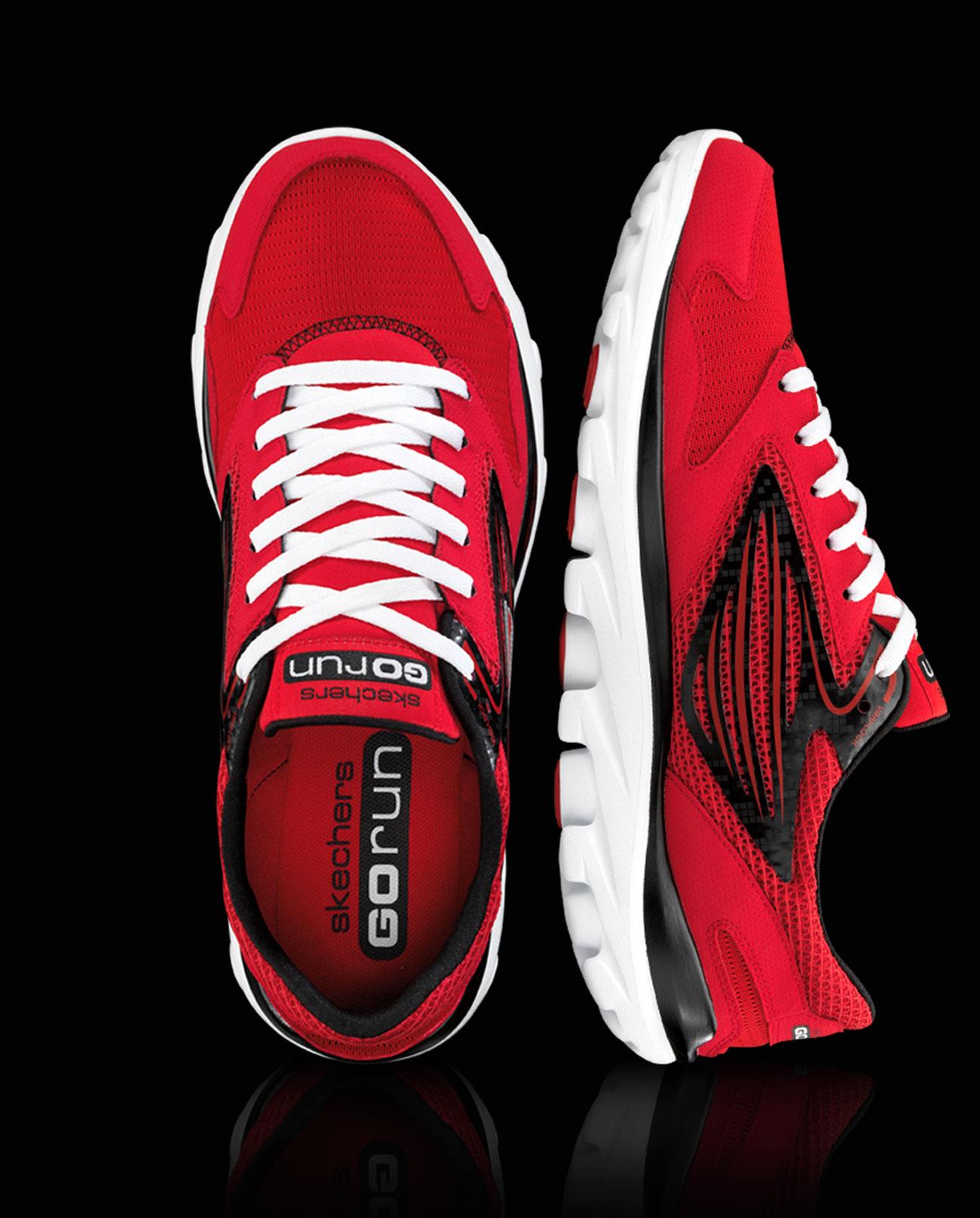 best skechers for running
