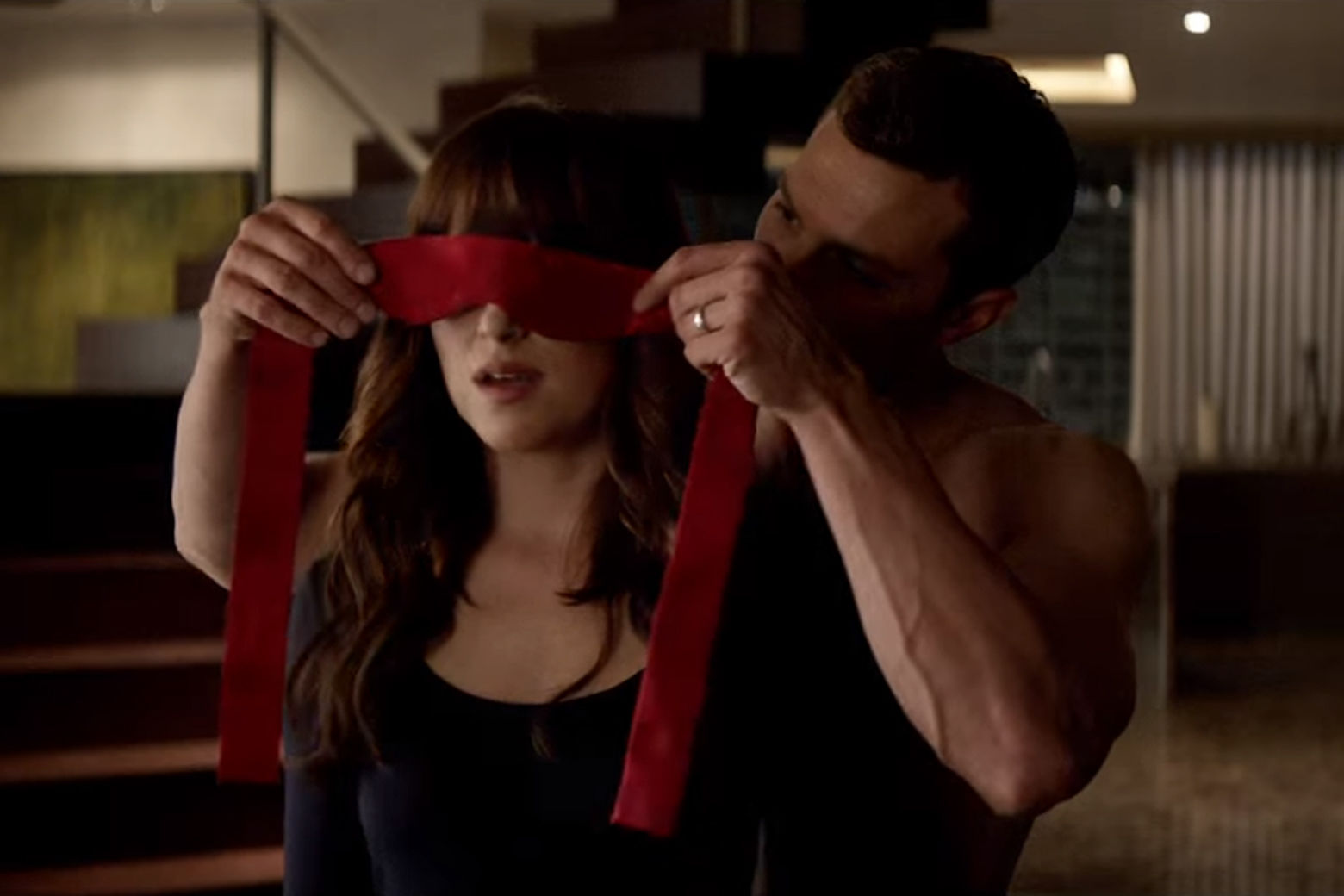 Review] Fifty Shades Freed - ภาคจบที่ผมว่าจืด - Pantip