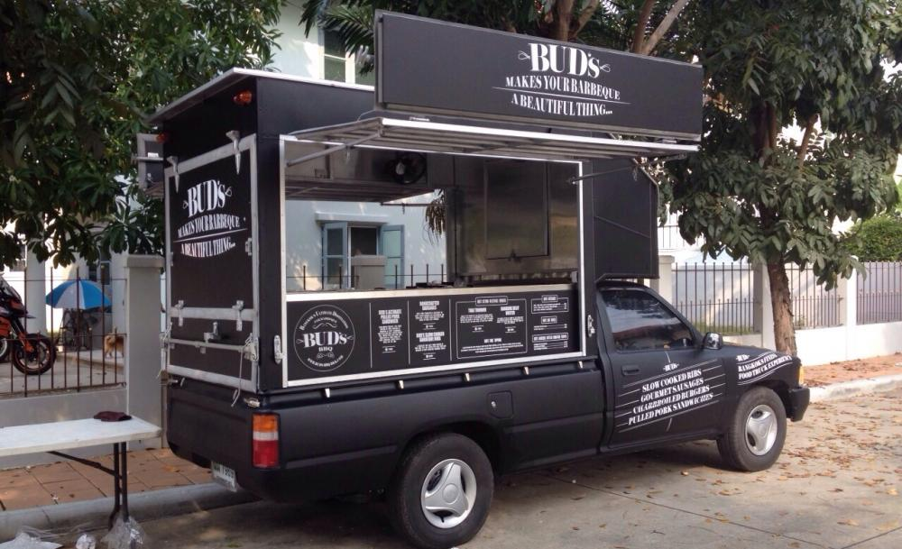 HILUX MIGHTY X Food Truck