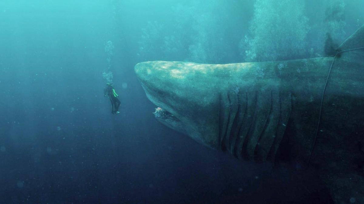 Review] The Meg โคตรหลามพันล้านปี - ไม่มีอะไรมากไปกว่าหนังสู้กับฉลาม -  Pantip