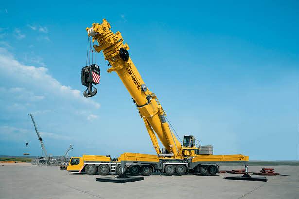 """หาชมยากที่สุด!!!!!! รวมสุดยอด """"เครื่องจักรกลหนัก"""" ระดับยักษ์ใหญ่ที่ใช้ในงานเหมืองแร่หรือในงานก่อสร้างขนาดใหญ่"""