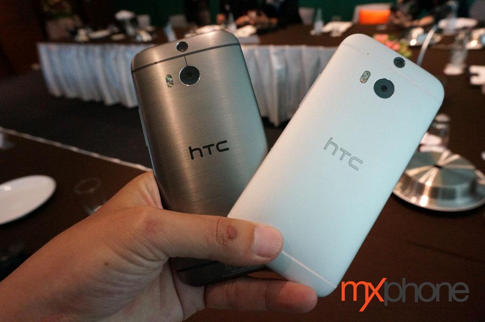 +++ เครื่องจริง HTC One (M8) ในประเทศไทย ++