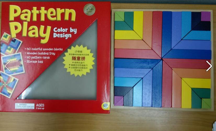 รววของเลนชนลาสด ประทบใจแมมากคะ Pattern Play Color By