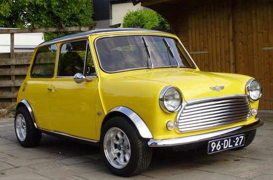 Mini Cooper Austin 1974 ยงมในไทยไหมครบ สนใจอยากจะหามาขบ Pantip