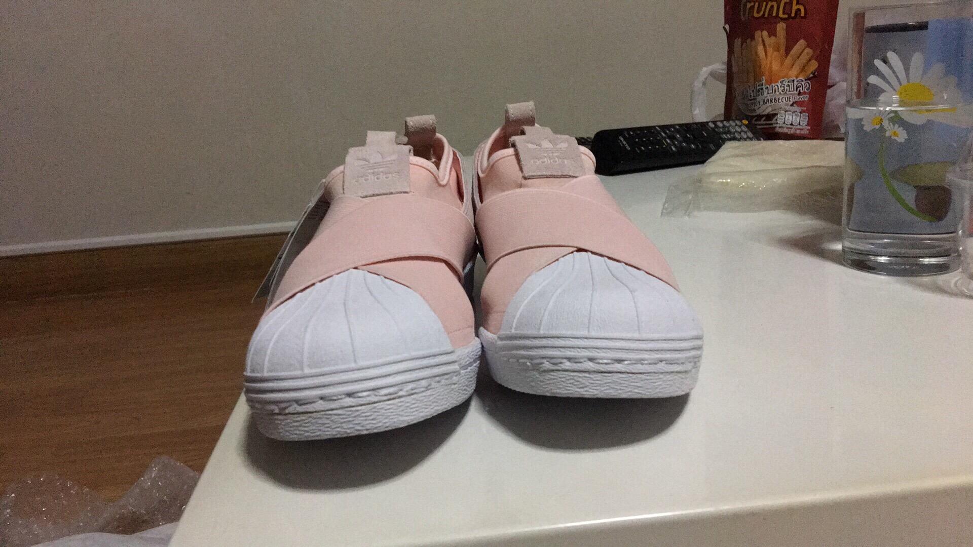sneakers for cheap bd445 40505 Adidas Superstar Slip On รบกวนเพื่อนๆช่วยดูให้หน่อยครับ ว่า ...