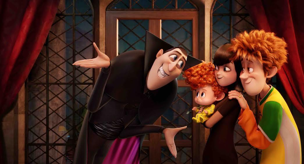 HOTEL TRANSYLVANIA 2 หนังการ์ตูนดีๆ ที่อยากให้พาเด็กๆ ไปดู (No ...
