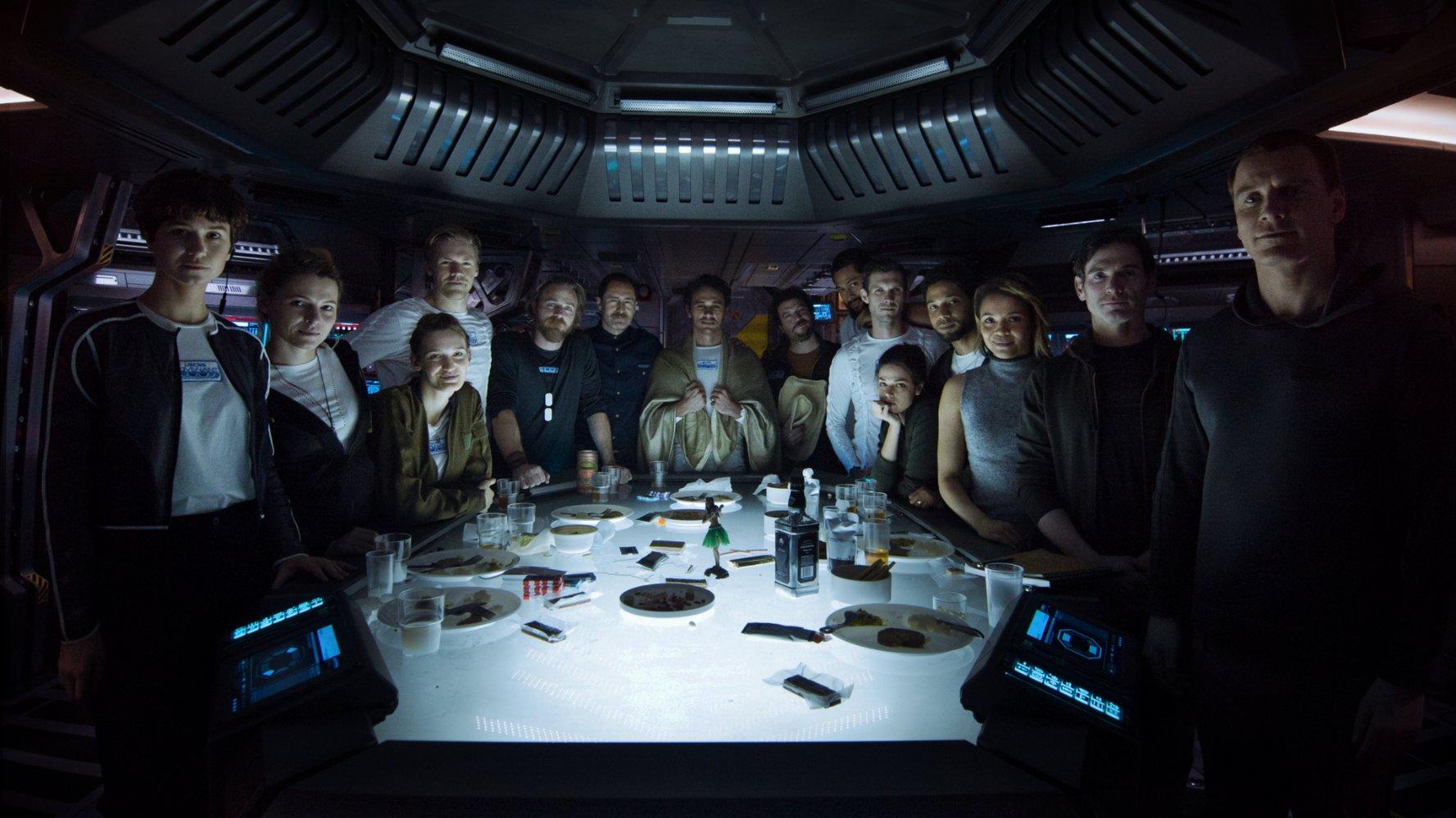 Review-**Spoil**] Alien: Covenant เอเลี่ยน โคเวแนนท์ - Pantip