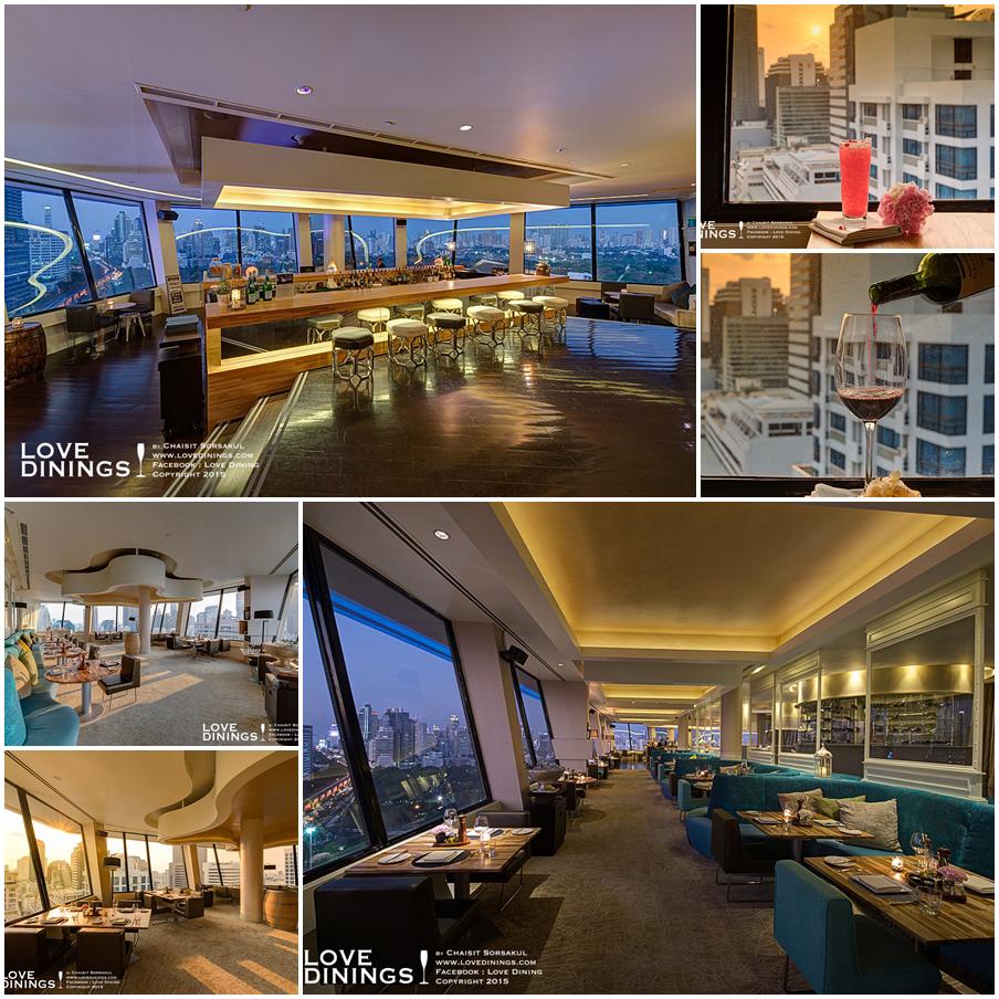 Kitchen Design Bangkok: 22 Kitchen & Bar Dusit Thani Bangkok , Rooftop Bar Bangkok
