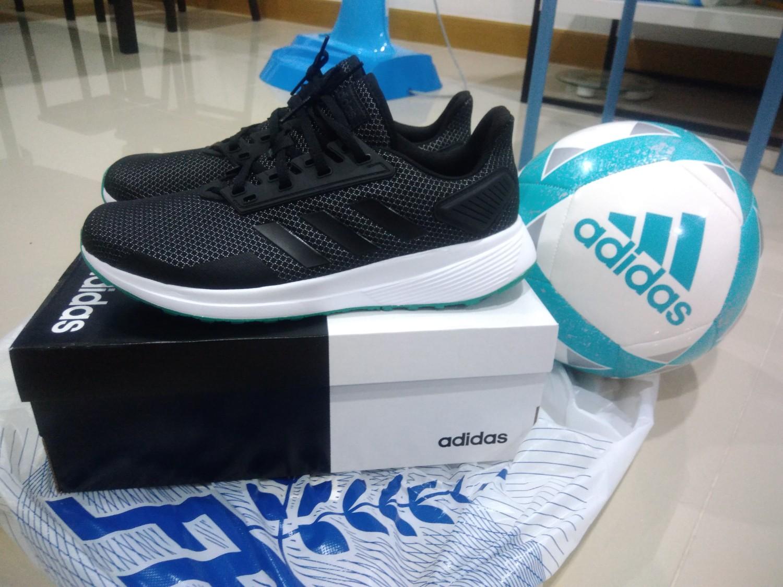 adidas duramo 9 รองเท้าวิ่งสำหรับมือใหม่