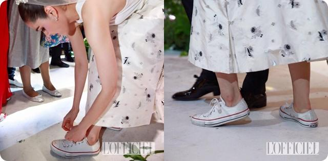 separation shoes ece92 b7d9f Converse Chuck Taylor กับ Converse Dainty ต่างกันยังไงค่ะ  และมีวิธีดูยังไงว่าเป็นของแท้