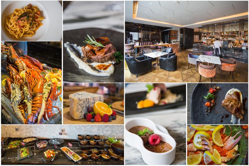 Fabulous Lobster Buffet Scalini By Hilton Sukhumvit Bangkok Hotel Home Interior And Landscaping Dextoversignezvosmurscom