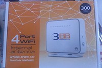 ADSL WiFi Router3BBของHUAWEIรุ่นHG531 v1 เอามาทำเป็น access point