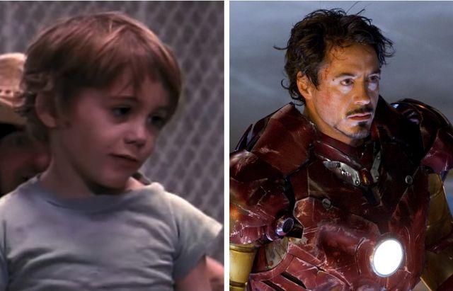 Iron Man / Tony Stark (Robert Downey Jr.)