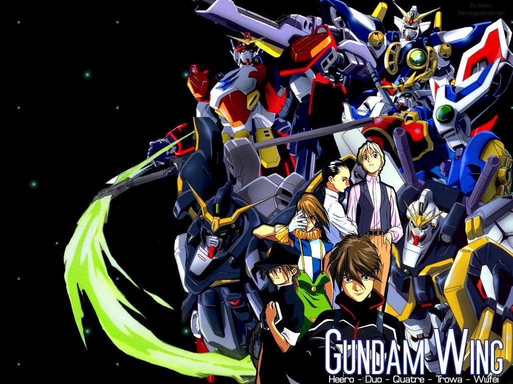 15 Gundam Wing Endless Waltz Pantip Wallpapers 4