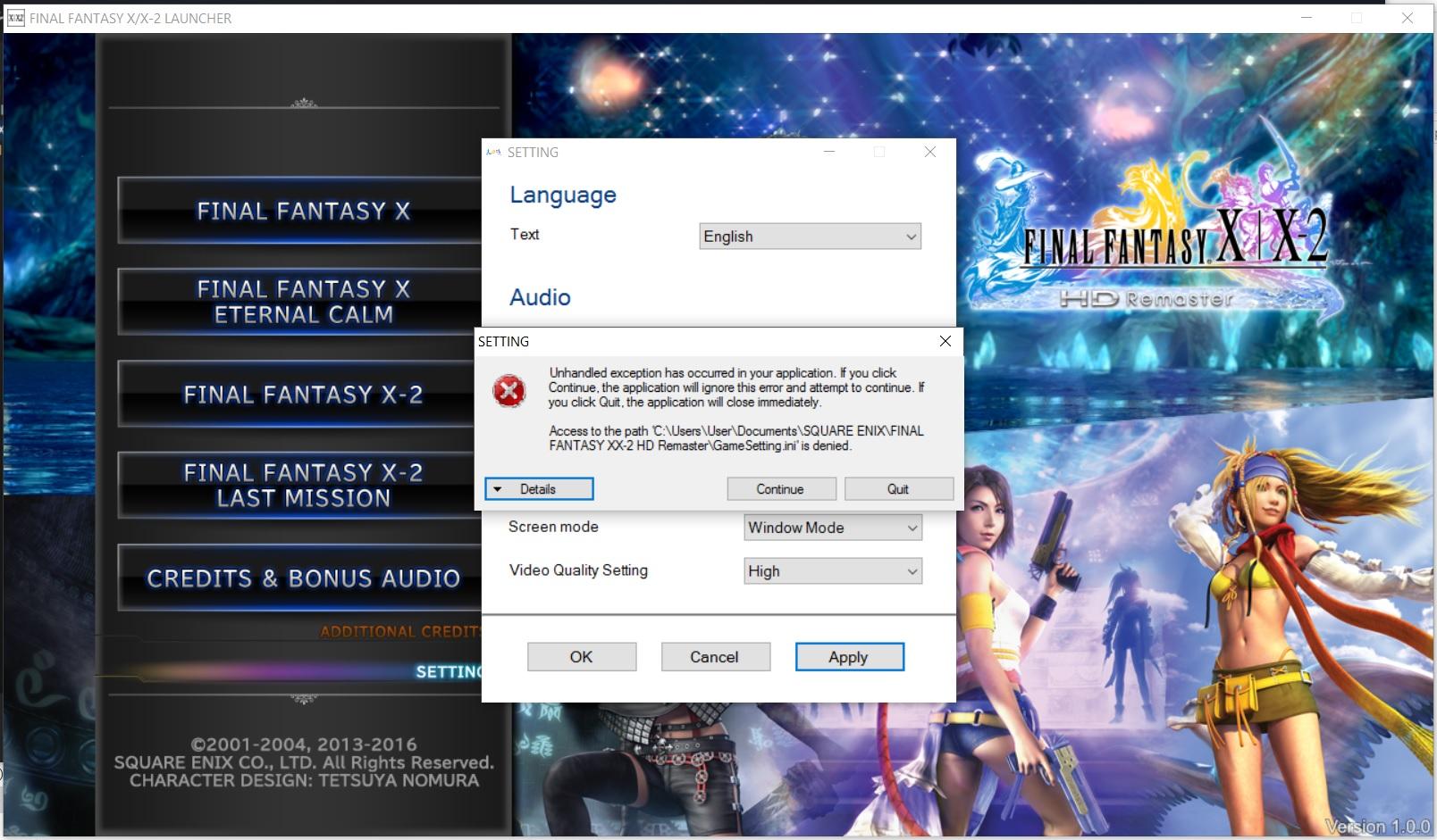 สูตร Final Fantasy X Pcsx2 idea gallery
