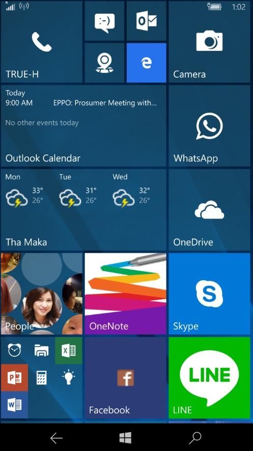 รีวิว Lumia 950XL การใช้ Windows Phone 10 ในช่วง 6 เดือน
