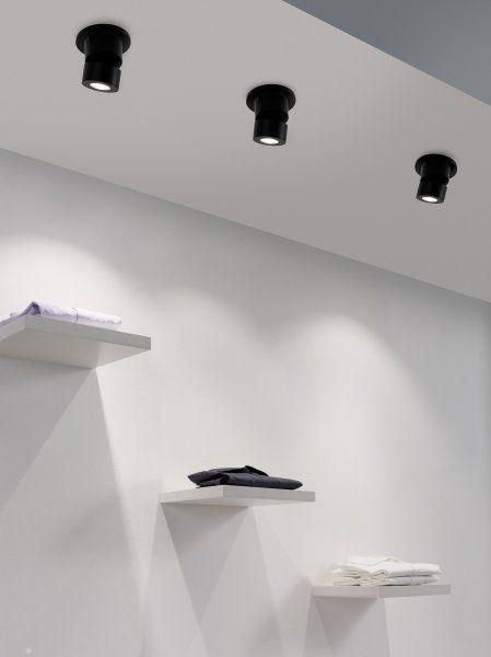 ใครพอมีวิธีติดตั้งไฟดาวน์ไลท์ติดลอย แบบไม่ต้องทำฝ้าเพดาน