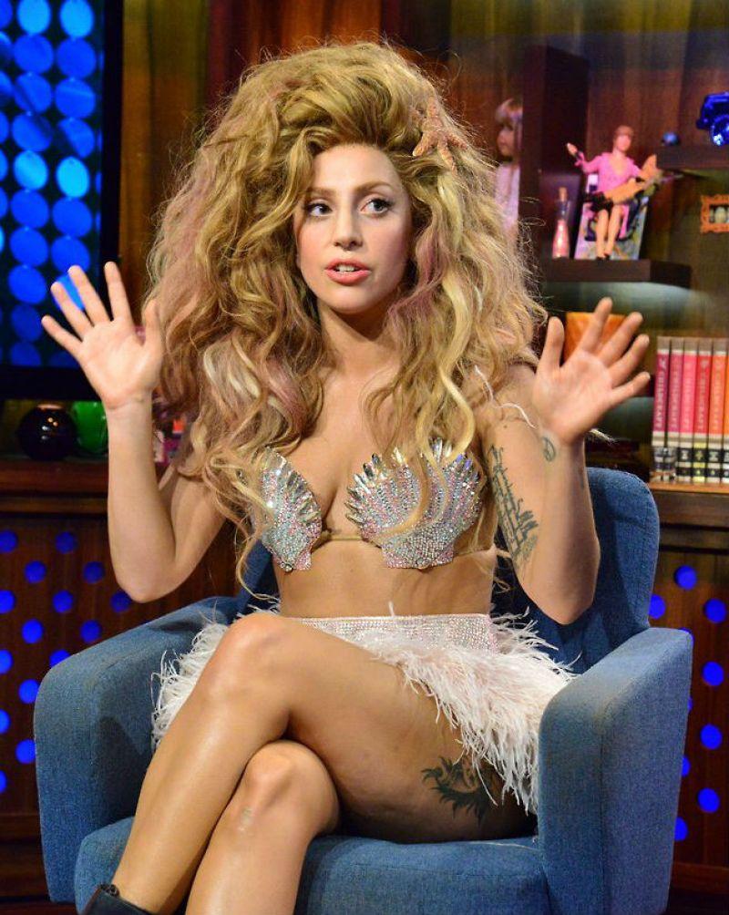 15977ea139 Best seashell bikini  - Gaga Thoughts - Gaga Daily
