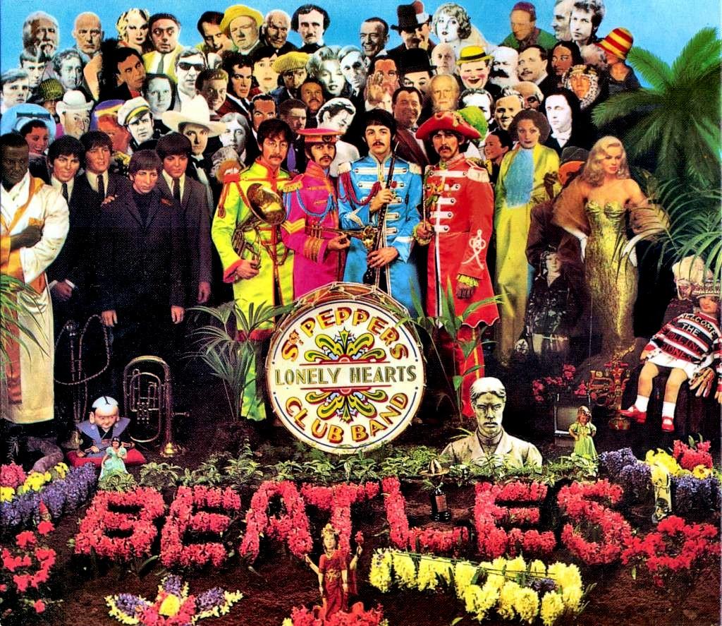 ครบรอบ 50 ปี อัลบั้ม Sgt. Pepper's Lonely Hearts Club Band ของ The ...
