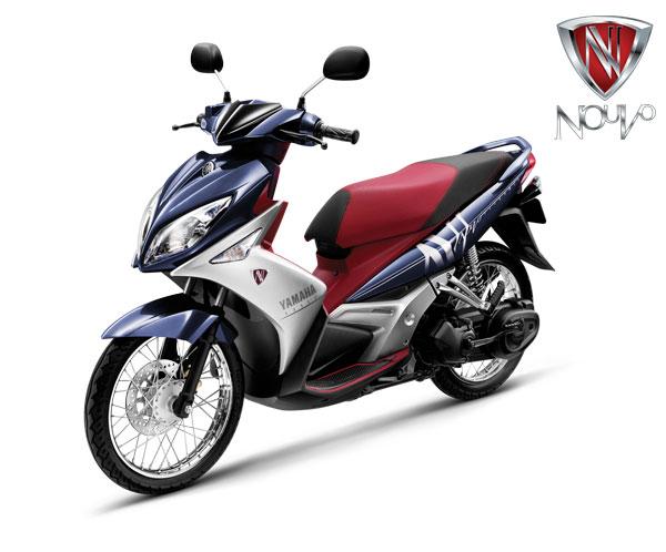 Yamaha elegance new 135 cc automatic