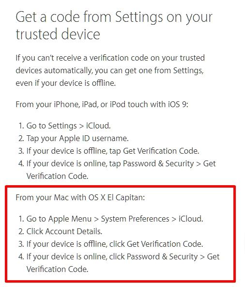 Macbook ล็อกอิน App Store ไม่ได้ ขึ้น Apple ID verification